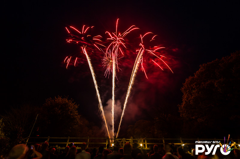 Derbyshire Fireworks