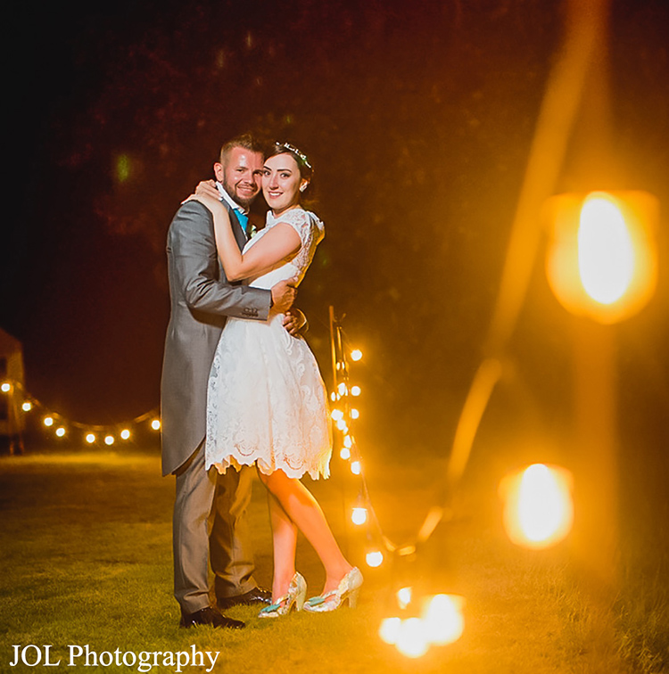 Netley Hall Wedding Fireoworks